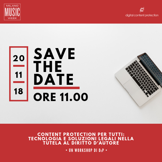 Save The Date _ Content Protection per tutti